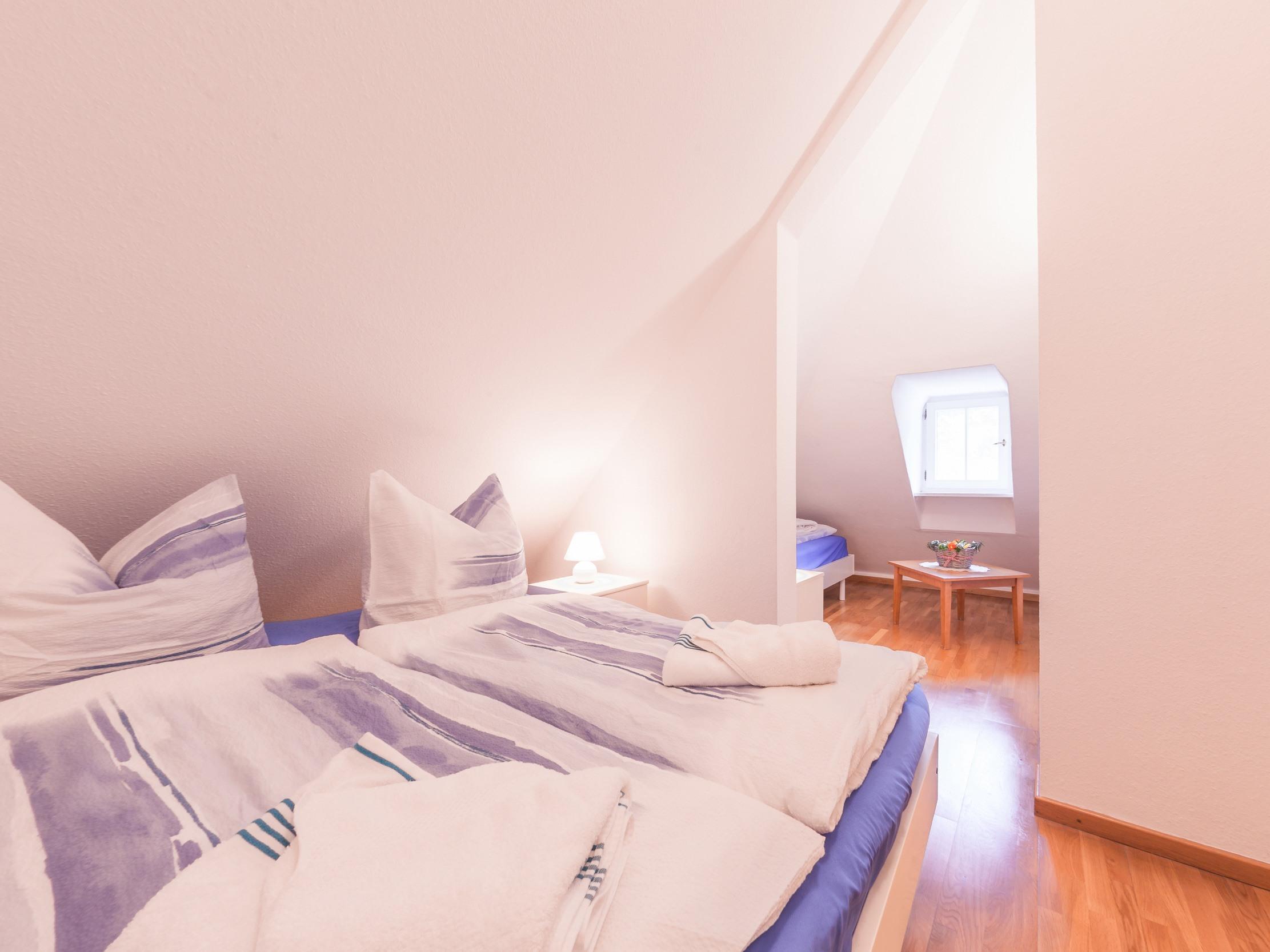 Apartment-Ensuite Dusche-App. 2 - OG - Standardpreis
