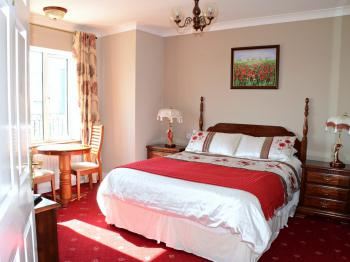 King-Double room-Ensuite with Shower-Sea View
