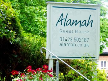 Alamah Guest House on Kings Road