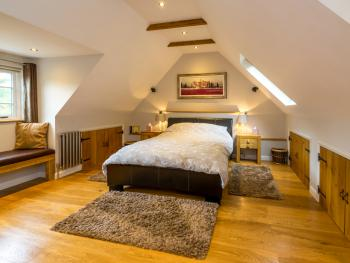 Souters Cottage Annexe - Bedroom