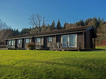 Clanranald Lodge (no pets allowed)