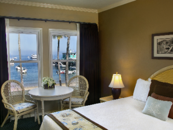 Double room-Ensuite-Panoramic-Ocean View-An Ocean View Queen