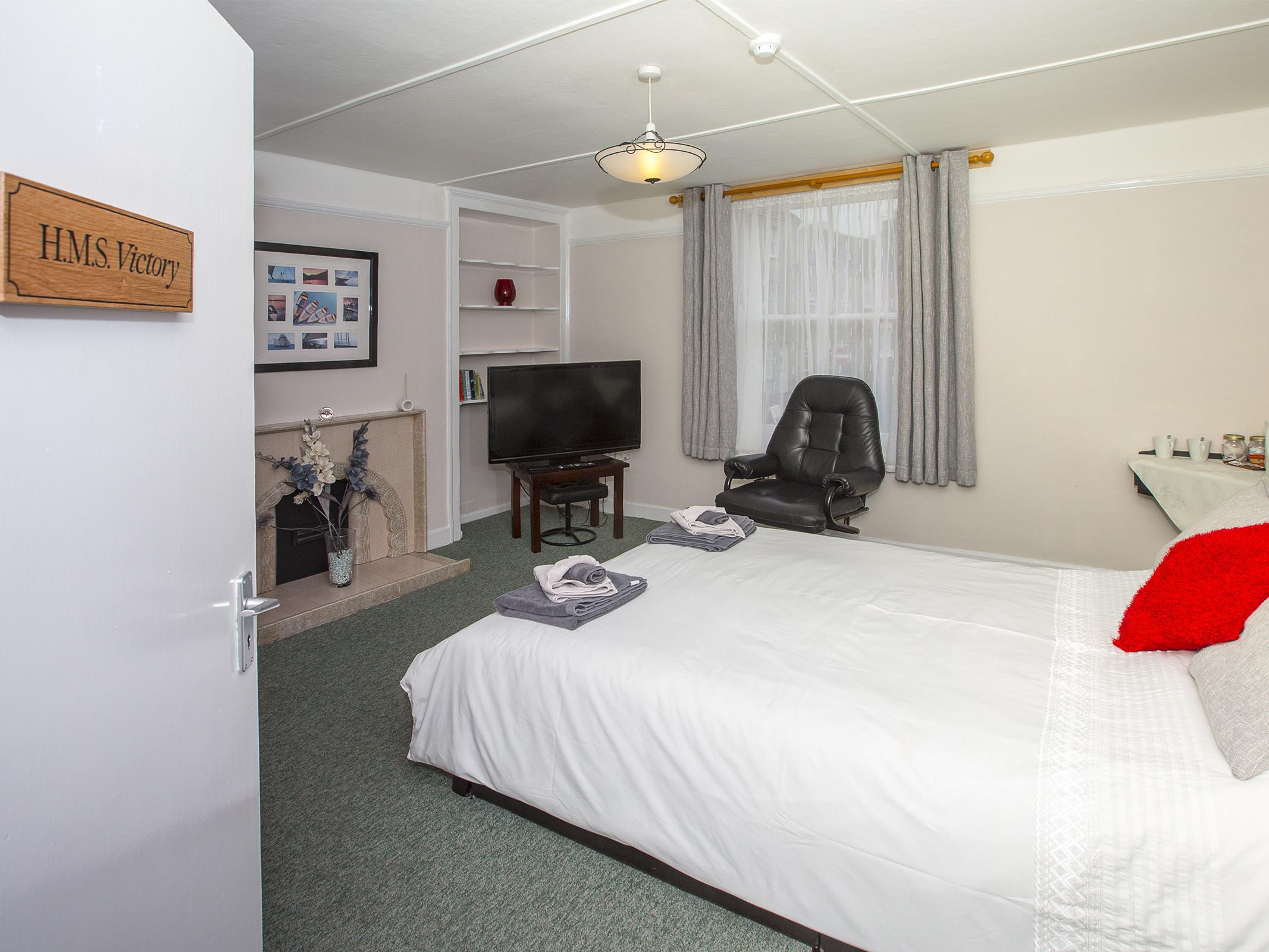 Double room-Superior-Ensuite-Street View