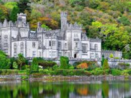 Kylemore Abbey and Victorian Walled Garden (33 miles)