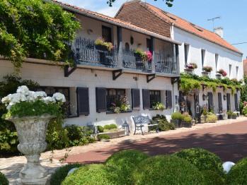 La maison principale ,domaine de la Frênaie , Valenciennes