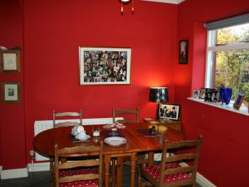 The Bryn B&B - Breakfast room