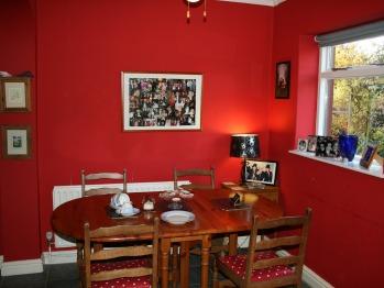 The Bryn B&B - Breakfast room