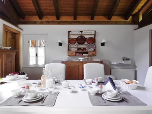 sala colazione suite Lavanda