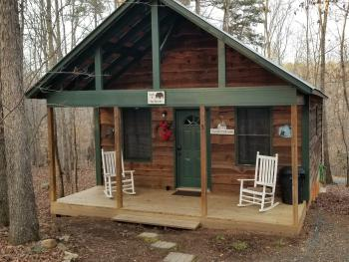 Cabin #3 Far Woods.