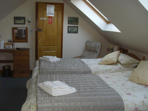 starboard room twin - Self Catering Flat