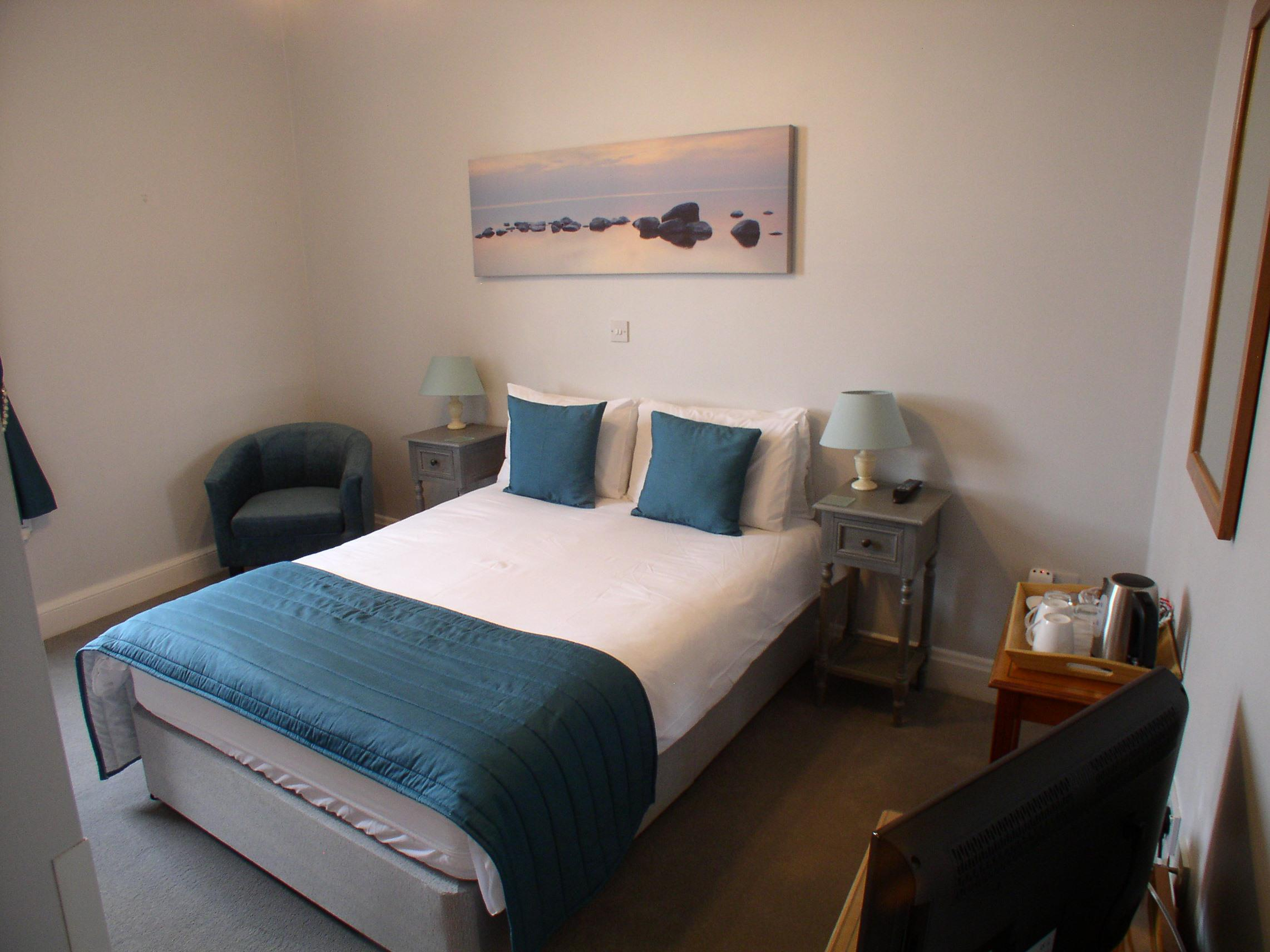Double room-Side Harbour View-Ensuite with Shower