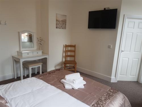 Luxury King Size Bedroom