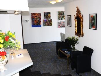 Foyer am Empfang
