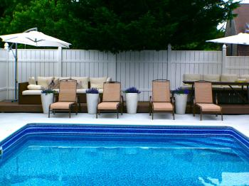 Relax at our Pool