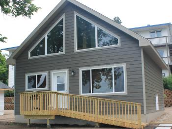 Eagles Bend-Cabin-Lake View-Family-Private Bathroom