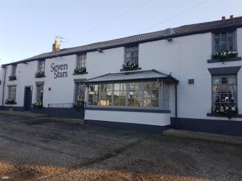 The Seven Stars - Front of Inn
