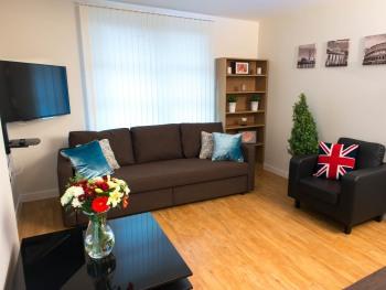 Royal Limehouse Apartment -