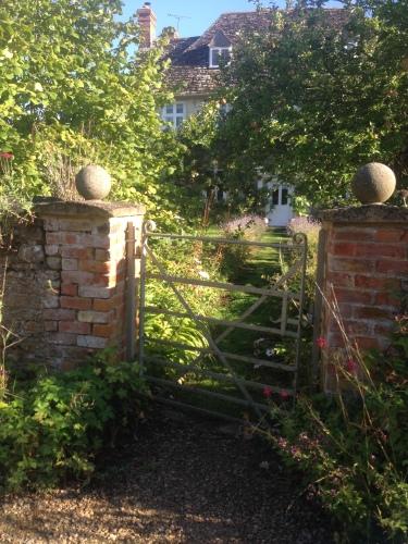 The Walled Garden Gate