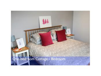 Cottage-Comfort-Private Bathroom-One Bedroom Self Catering
