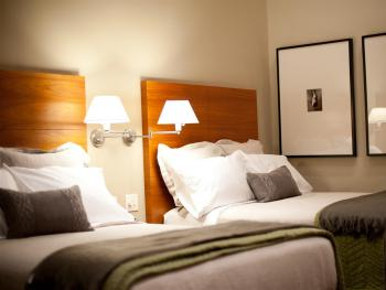 Double Room with Full Beds