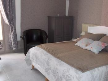 Double-Confort-Salle de bain Privée-Vue ville-2éme étage