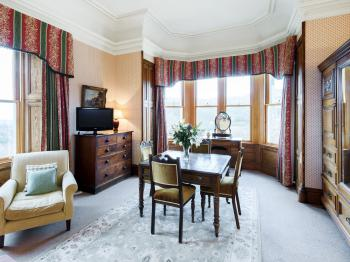 Executive Double En-suite (within Alladale Lodge)