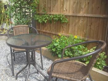 Primrose Lodge Patio