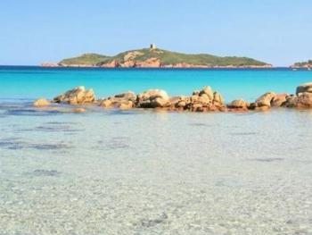 plage de Pinarellu a 15 mn