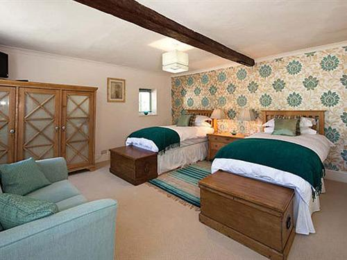 Double room-Ensuite-Teal Room