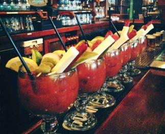 Brunch Bloody Marys