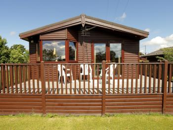 Skiddaw 3 bedroom lodge
