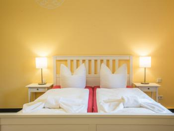 Apartment-Ensuite Dusche-Schloss Colditz
