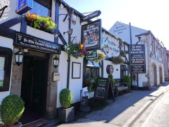 Ye Olde Cheshire Cheese Inn -