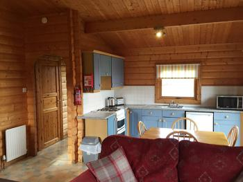 Cabin-Private Bathroom-Sleeps 5 Eider