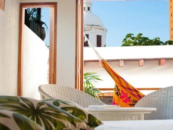Vista desde Suite Casa Verde
