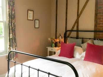 Pheasant Room - Ground floor double room with en-suite shower
