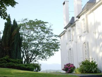 The Manor House on the Clos Mirabel Estate - open all year round including Christmas and New Year