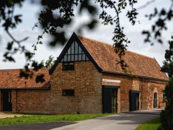 Trustans Barn - The Barn