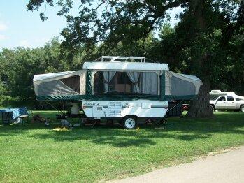 Campsite T50