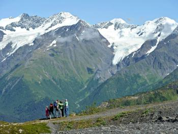 HIKING - MT. ALYESKA