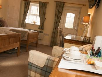 Twin Room - Tea/Coffee facilities in all B&B's