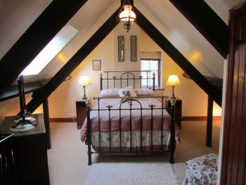 The Forge - Upstairs Bedroom