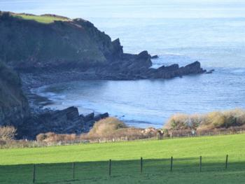 Secluded bays and coves