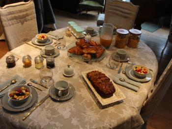 Un petit déjeuner