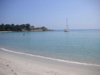 plage de Favone