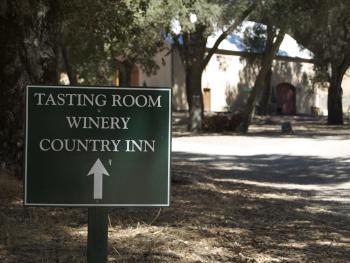 On-site Dunning Vineyards nestled under the oaks makes this property truly unique.