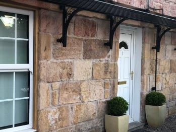 The Clacks Rustic Abode - The Clacks Rustic Abode Entrance & Veranda
