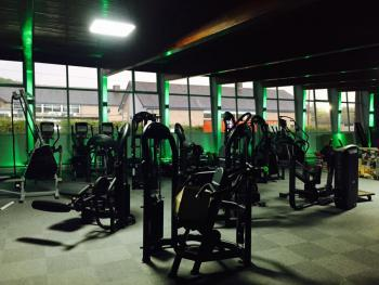Our Off site health club for a small supplement