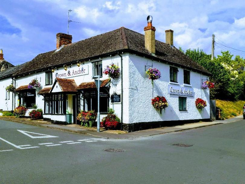 The Crown and Anchor Ramsbury