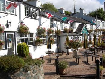 Britannia Inn - Front Terrace